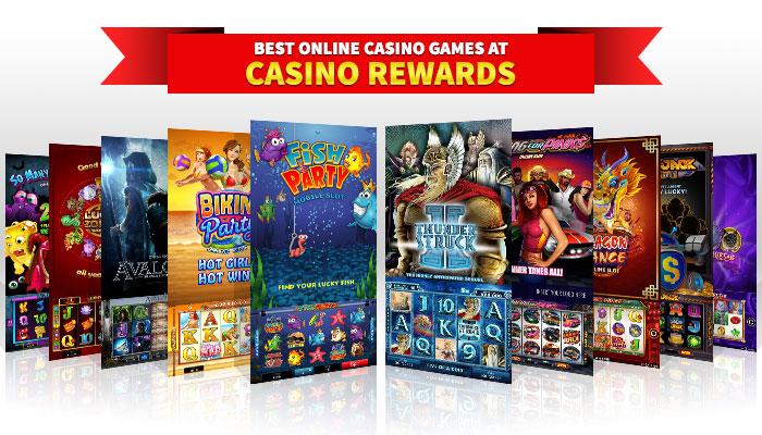 casino games with rewards