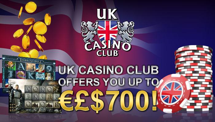 Uk casino club bonus world series of poker hack no survey